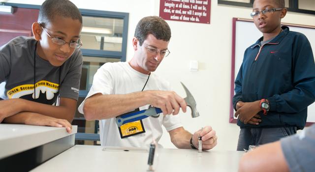 K-12 Outreach Rotating Header Image