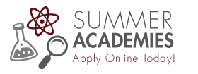 Summer Academies Button - Apply Online Today!
