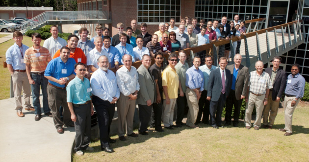 Solid mechanics Working Group Image