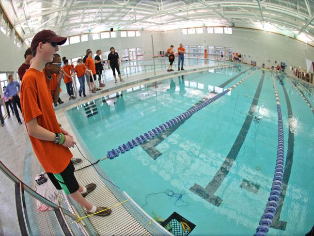 Media Alert Mississippi State To Host Underwater Robotics