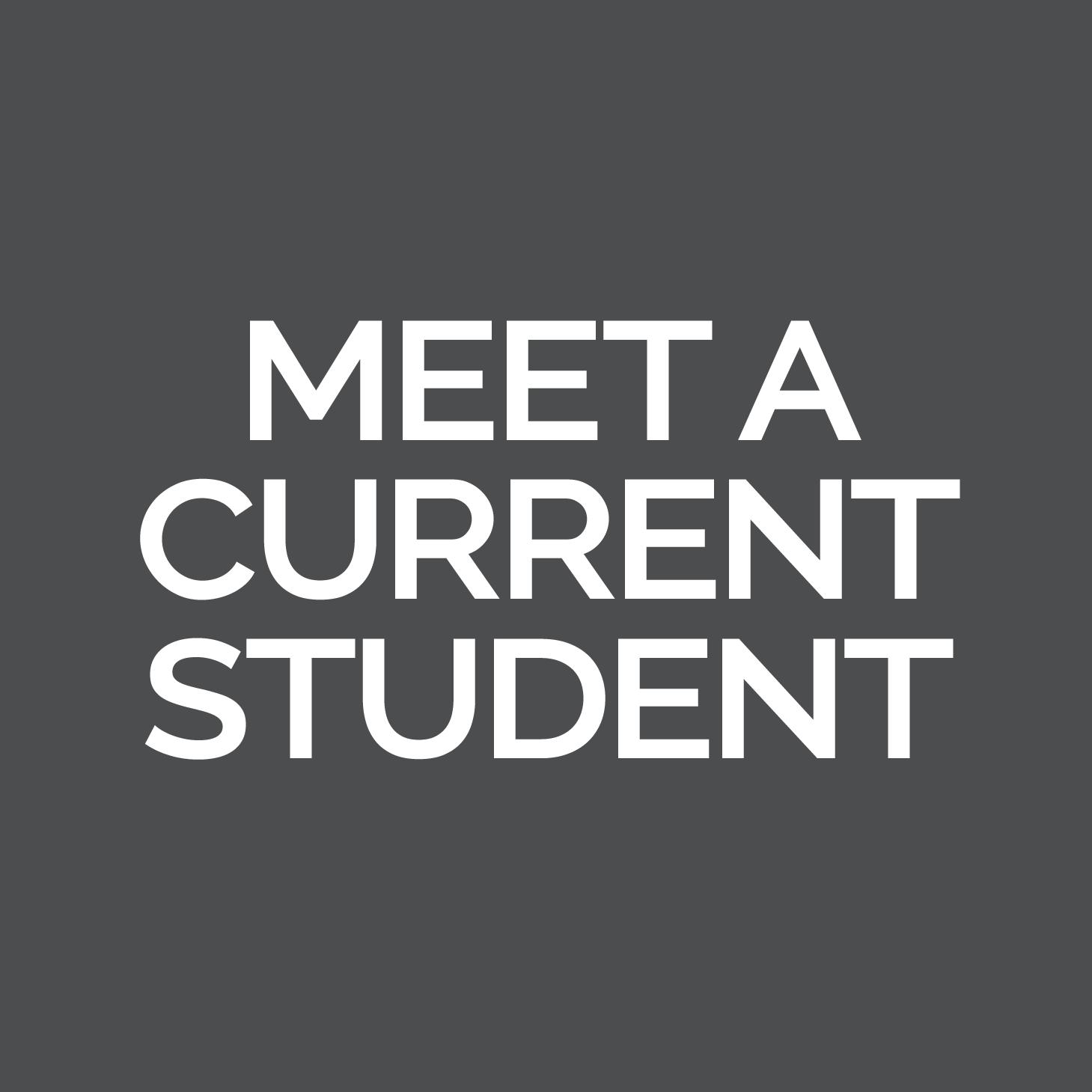 Meet A Student