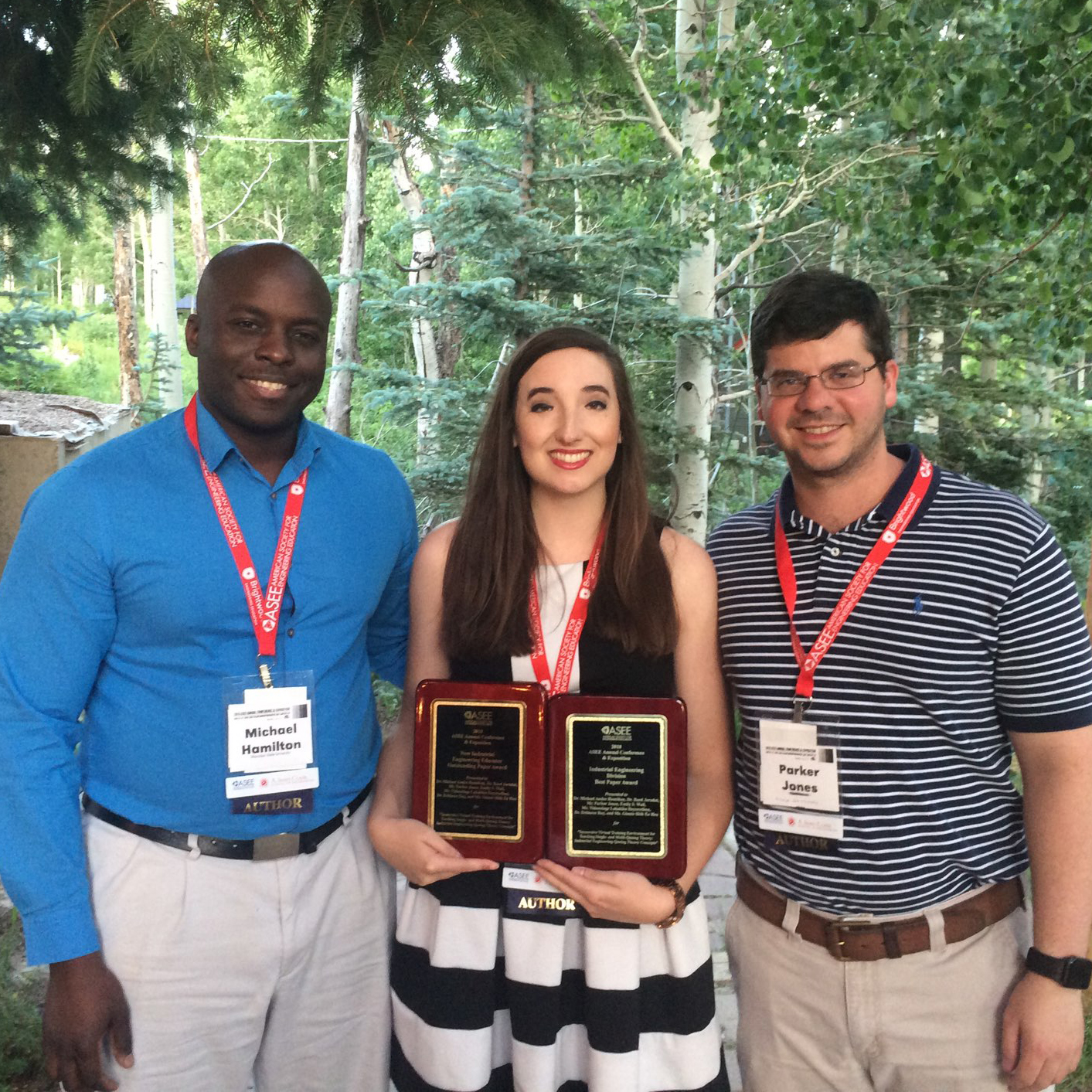 Mississippi State academic paper takes home three awards at national conference