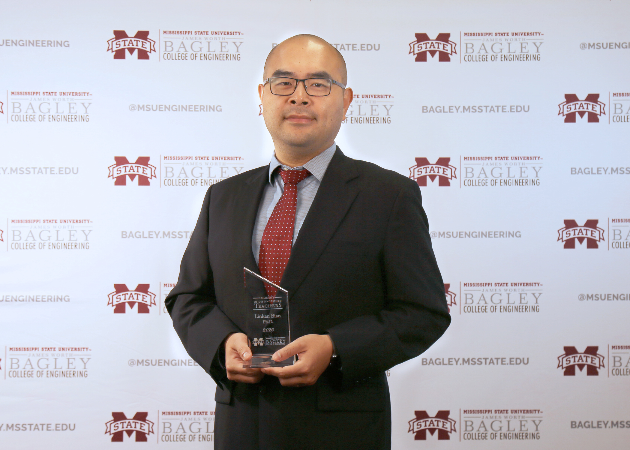 Academy of Distinguished Teachers – Linkan Bian, Industrial and Systems Engineering