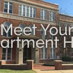 Meet Your Department Head Sessions – Wednesday, July 8, 2020