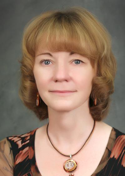 Galyna Melnychuk Portrait
