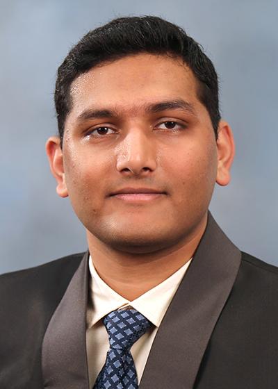 Raj Patel Portrait