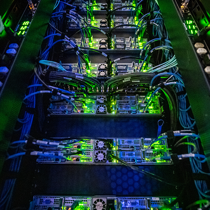 HPCC Atlas SuperComputer