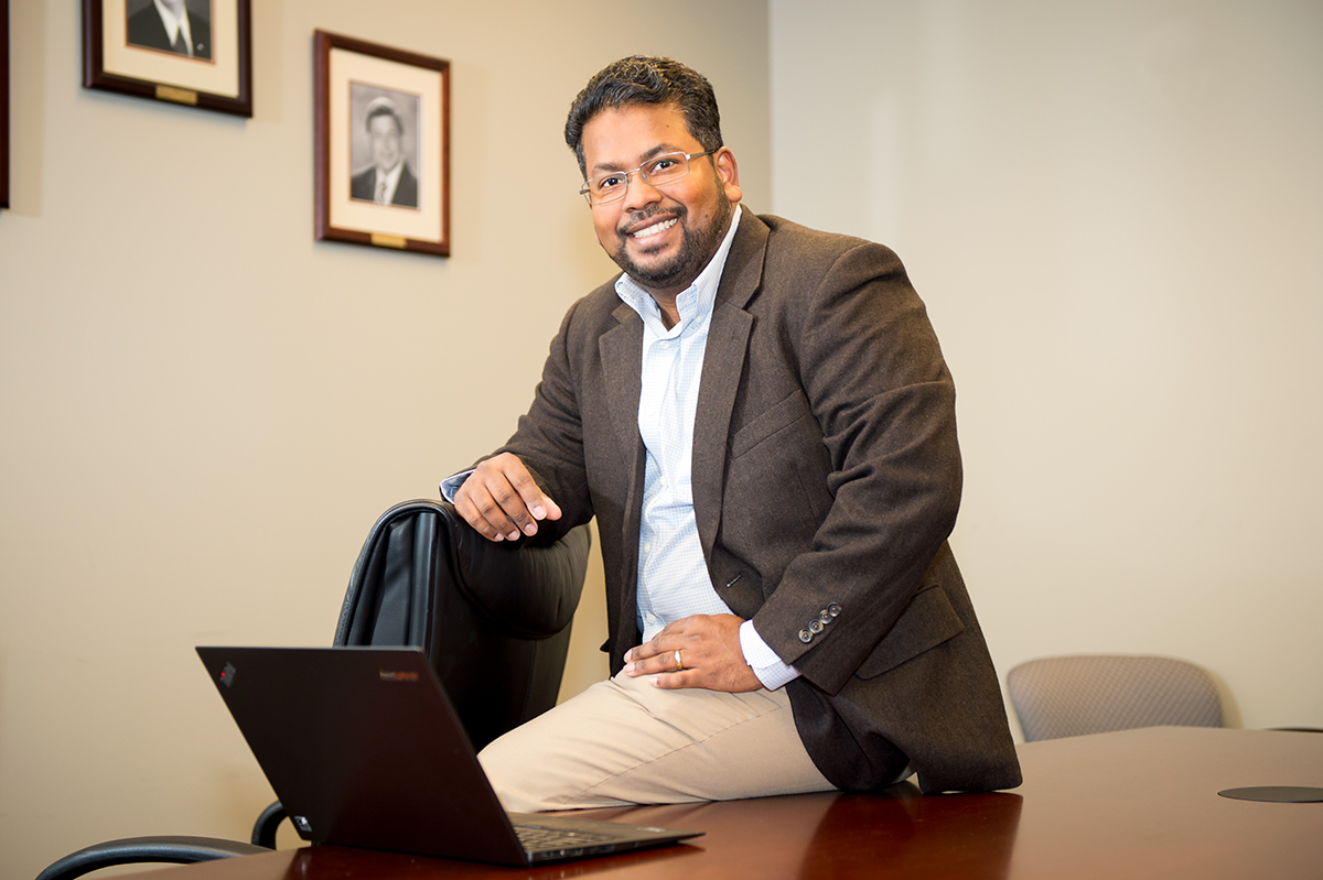 Our People: Raj Prabhu