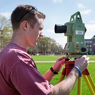 Civil Engineering surveying class