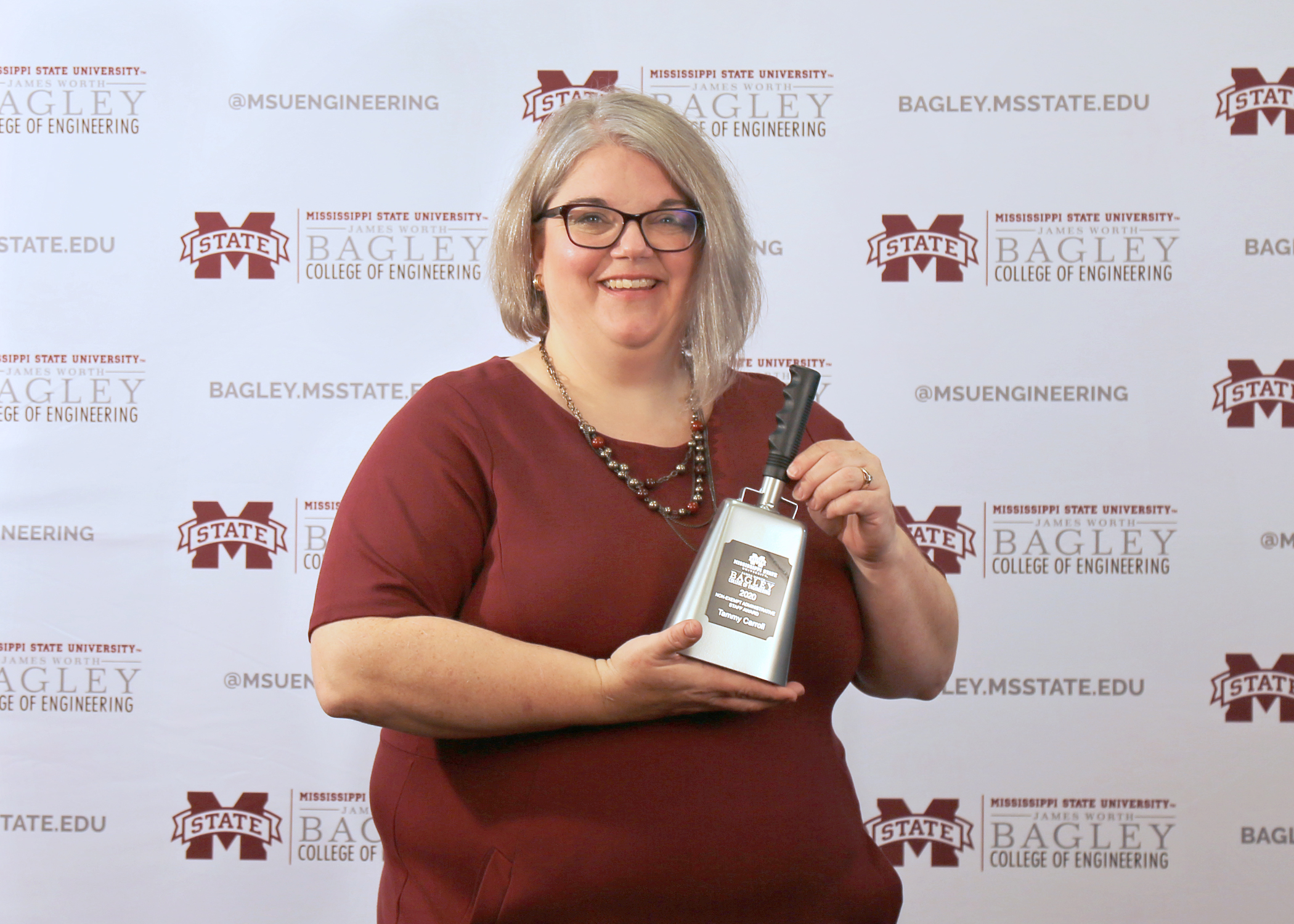 Non-Exempt Administrative Staff Award – Tammy Carroll, Industrial and Systems Engineering