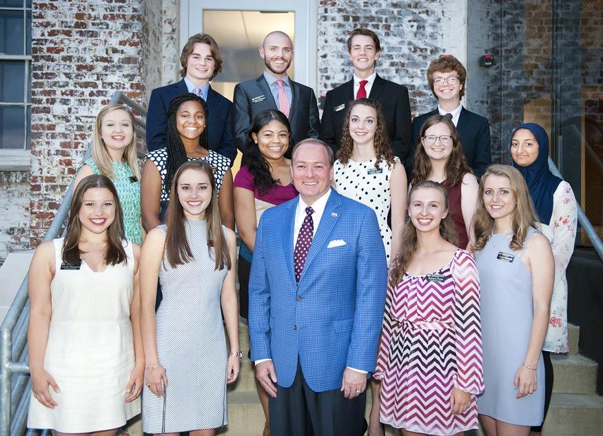 MSU welcomes 2017-18 Presidential Scholars
